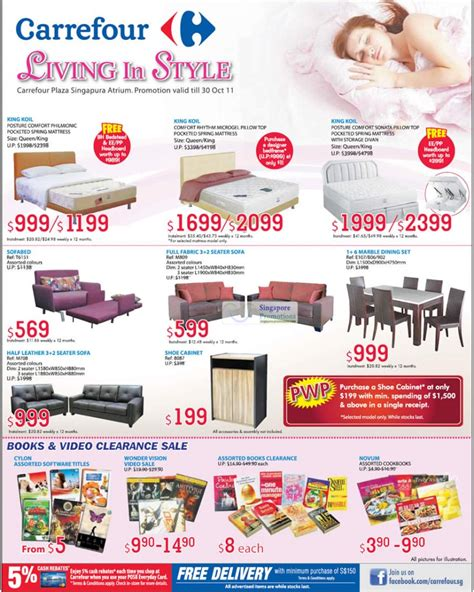 Sofa Bed Carrefour sofa bed carrefour jun 2015 singpromos