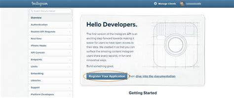 instagram oauth tutorial blog sribu tutorial integrasikan foto instagram feed