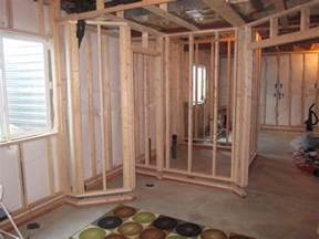 How To Build Bathroom In Basement top 5 tips for framing basement walls