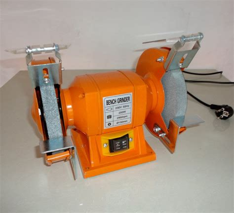 electric bench grinder guaranteed 100 power tools 150mm electric bench grinder
