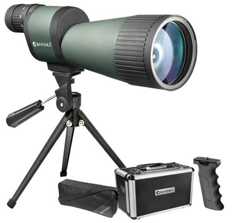 tripod table l amazon barska benchmark 12 60x78 spotting scope with