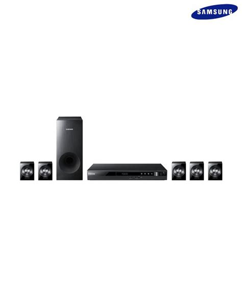 Samsung Home Theater Ht D350k Buy Samsung Ht D350k 5 1 Home Theatre System At Best Price In India Snapdeal