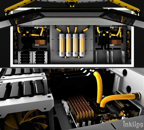 107 Best Images About Water Cooling On Pinterest Rigs Water Cooled Computer Desk