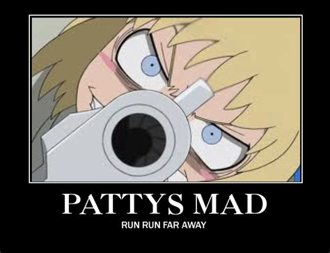 Patty Meme - soul eater patty by the fandom alchemist on deviantart