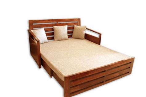 how to make a sofa cum bed natural living furniture wooden sheesham hardwood