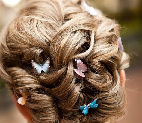 Wedding Hair Accessories Butterfly 3pcs 3d butterfly hair accessories boho hair