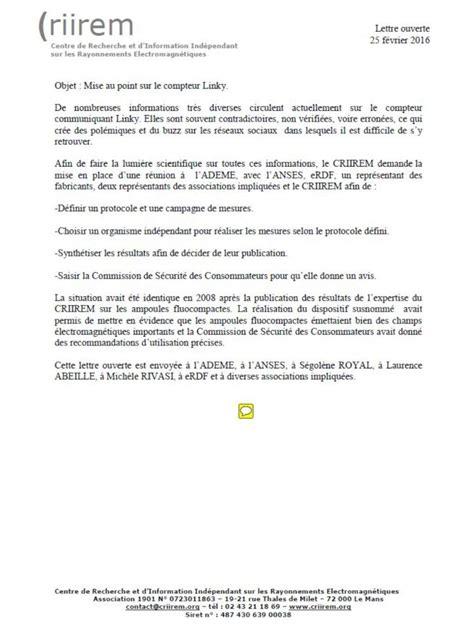 Exemple De Lettre Ouverte Sur La Pollution Ebook Une Lettre Ouverte Sur La Pollution Pour Un Journal