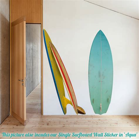 Surfboard Wall