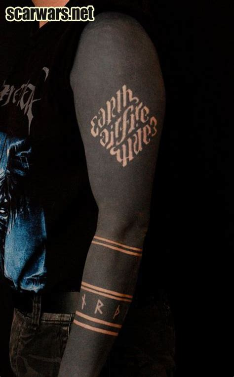 solid black tattoo sleeve image result for http scarwars net wp