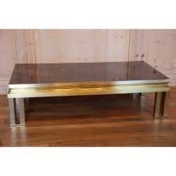 table basse en verre 233 glomis 233 de style d 233 co