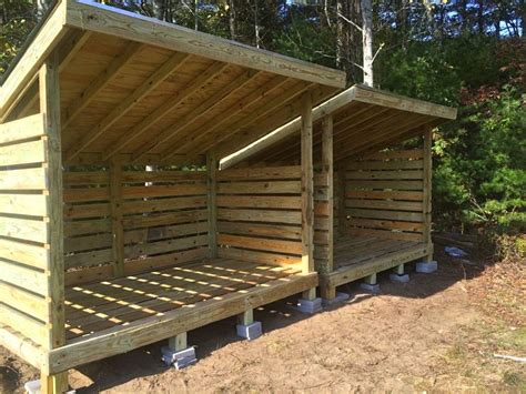 Shed For Wood Storage by Firewood Storage Sheds To Store Wood For Winter From East