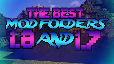 mods in minecraft folder the best mod folder for minecraft 1 8 1 7 forge mod