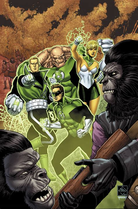 planet of the apes green lantern books planet of the apes green lantern 2 gocollect