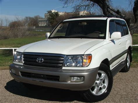 Toyota Land Cruiser Houston Toyota Land Cruiser 2004 For Sale By Owner In Houston