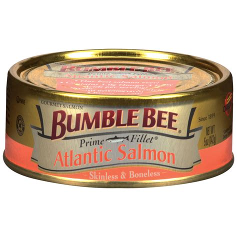 Shelf Of Salmon by Canned Salmon Salmon Fillets Browse Bumble Bee Foods