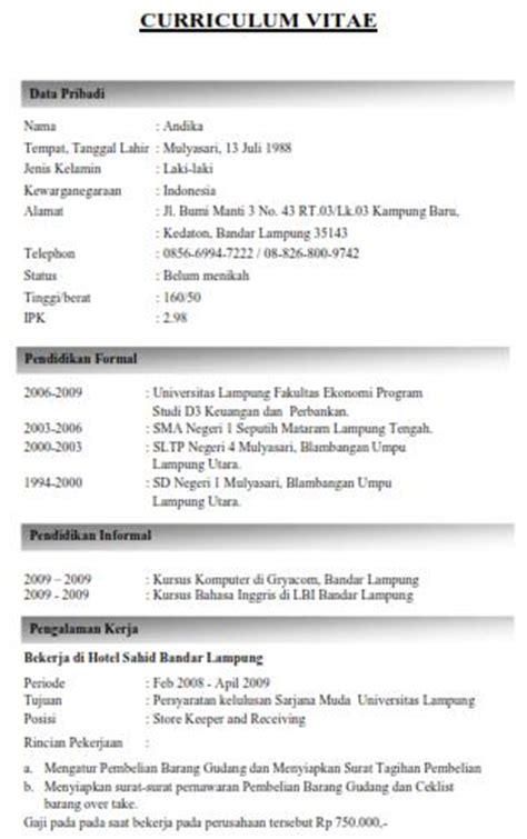 contoh surat lamaran kerja untuk alfamart wisata dan info sumbar