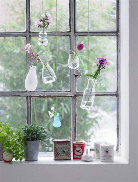 Window Sill Plants Decor 33 Shabby Chic Kitchen Ideas The Shabby Chic Guru