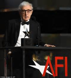 Studded Tribute To Diane Keaton Open All by Woody Allen Roasts Diane Keaton During Afi Award Special