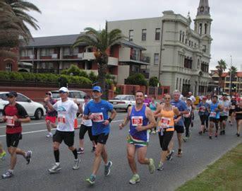häuser in australien laufreport melbourne marathon australien