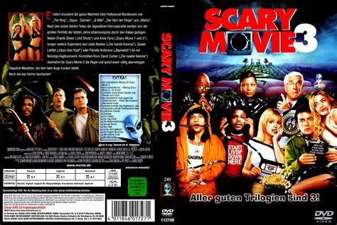 2 Original Dvd Scary 3 Dvd Cover 2003 R2 German