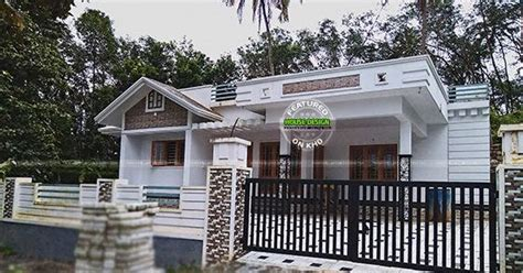 1400 square feet 3 bedroom single floor kerala style 3 bedroom 1400 sq ft house kerala home design and floor