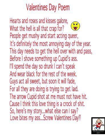 hilarious valentines day poems valentines day poems for our friends jinni