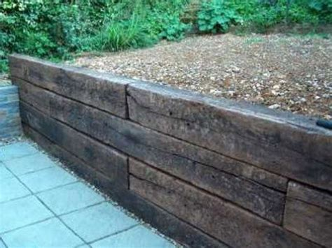 Retaining Wall Ideas Diy Projects For Everyone How To Build A Garden Wall On A Slope