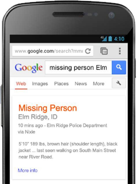 google partners with nixle to deliver local emergency