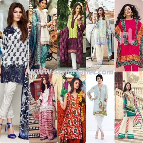 best designers top 10 pakistani designers summer lawn dresses stylo planet