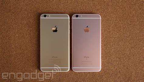 iphone 6s y iphone 6s plus an 225 lisis posiblemente el mejor refresco de apple