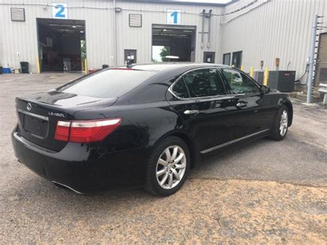 Lexus Ls 460 L Luxury For Sale Used Cars On Buysellsearch
