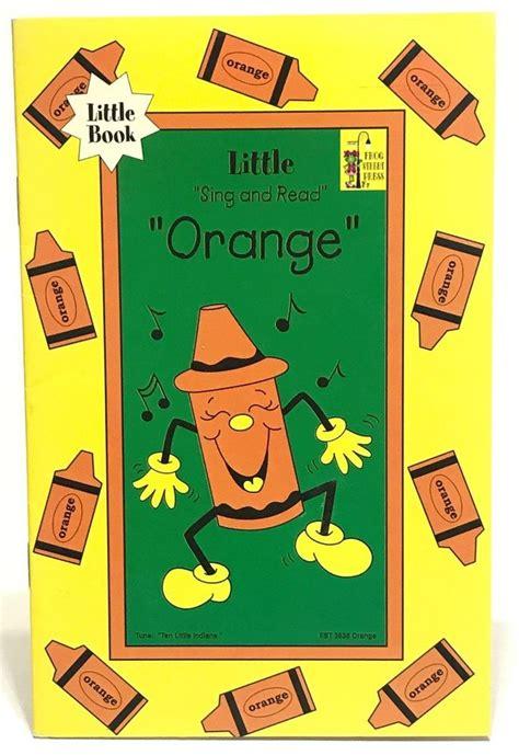 orange color song 1000 best books images on non fiction
