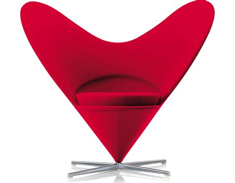 Kid Bedroom Ideas by Verner Panton Heart Chair Hivemodern Com