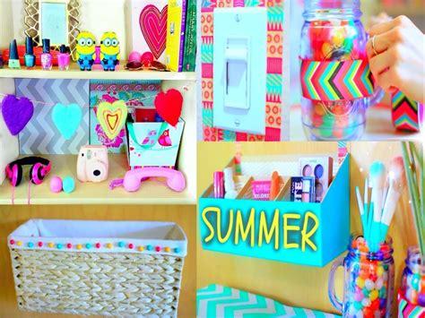 Room Decor Diy For Summer Rooms Ideas Diy Room Decor Crafts Summer Diy Room