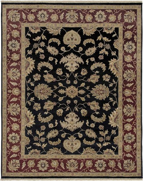 amer rugs amer rugs cd39br luxor knotted