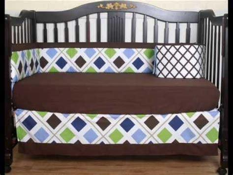 Blue Brown Crib Bedding Boutique Blue Brown 13pcs Crib Bedding Set Crib Bedding Blue Baby Boy Crib Bedding