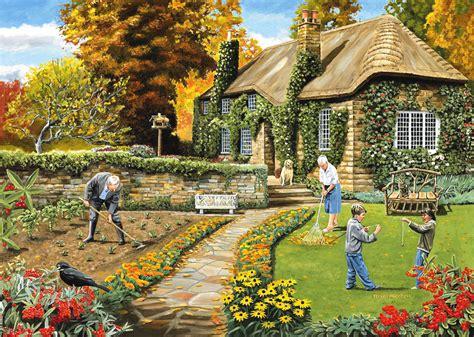 autumn garden autumn garden lavender and lovage