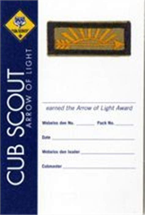 bsa blue card word template 1000 images about scouts on arrow of lights