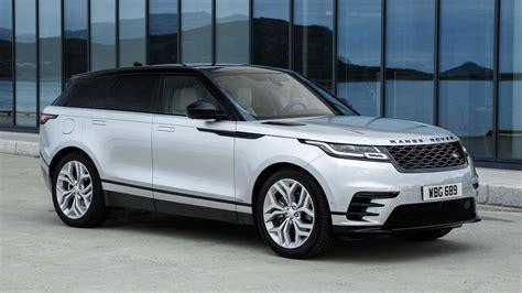 2019 Land Rover Svr by 2019 Range Rover Velar Svr Look High Resolution Image