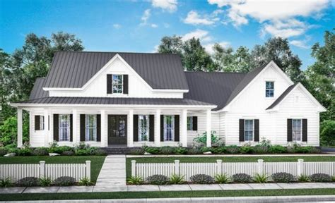 farmhouse home designs top 10 modern farmhouse house plans la farmhouse