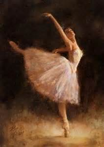 Ballerina painting on pinterest ballerina swan lake and brown art