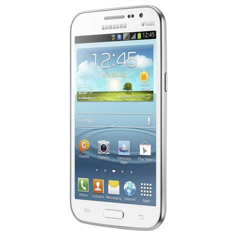 is samsung galaxy an android samsung galaxy win android phone announced gadgetsin