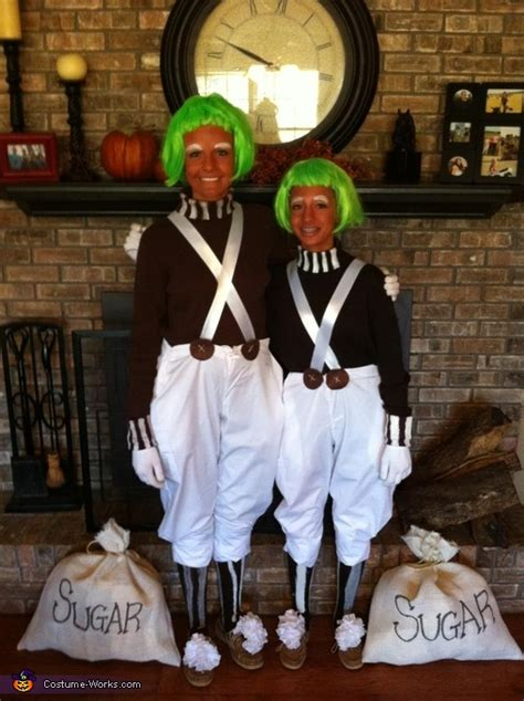 oompa loompas costume creative diy costumes