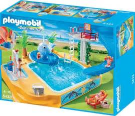 playmobile schwimmbad playmobil 174 5433 erlebnisbad summer mit sprudel wal