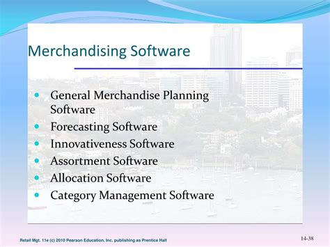 Shelf Planning Software by Ppt Chapter 14 Powerpoint Presentation Id 255313