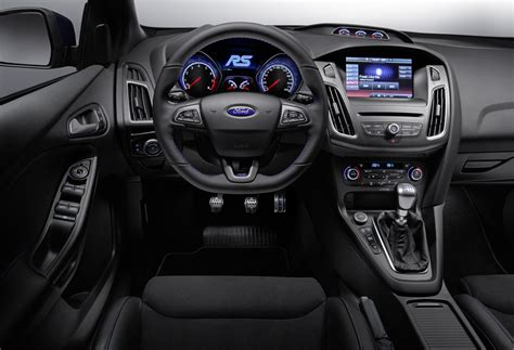 2015 Focus Interior by Nuevo Ford Focus Rs Coraz 243 N De 320 Cv Y Tracci 243 N Total