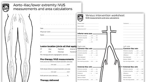 Lower Extremity Arterial Ultrasound Report Template Vascular Ultrasound Worksheets The Best And Most