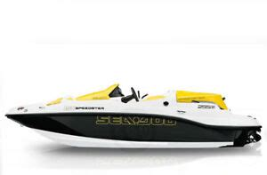 Sea Doo Speedster 150 200 Boat Service And Repair Manual