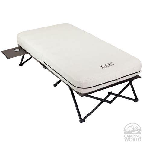 Air Mattress Cot Bed by Propane Smoker Gazine