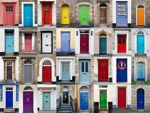 colorful doors the front door the feng shui art of attracting good chi